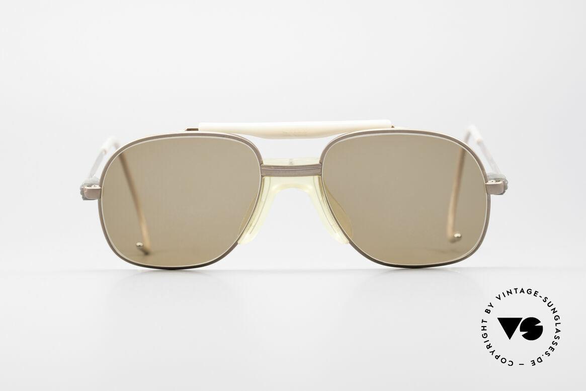 Zeiss 7037 Old School Sportbrille, weltbekannte Top-Qualität vom Traditionsunternehmen, Passend für Herren