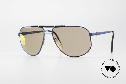 Zeiss 9292 Umbral Qualität Sonnenbrille Details