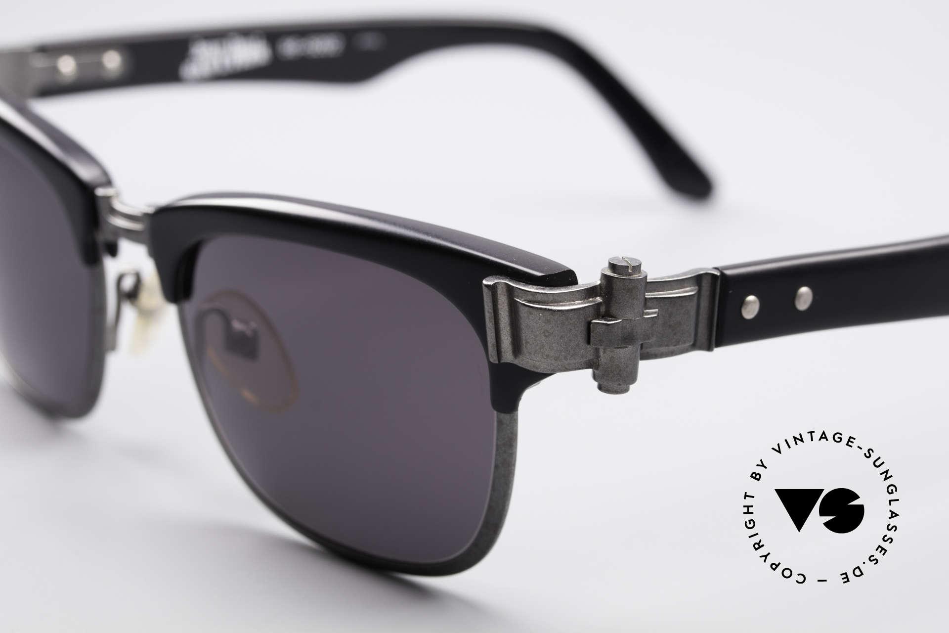 Jean Paul Gaultier 56-5202 90er Designer Sonnenbrille, ungetragen (wie alle unsere vintage J.P.G. Brillen), Passend für Herren und Damen