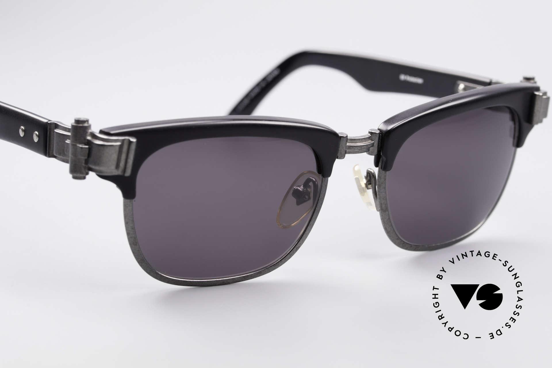 Jean Paul Gaultier 56-5202 90er Designer Sonnenbrille, KEINE Retrobrille, sondern ein ORIGINAL von 1992, Passend für Herren und Damen