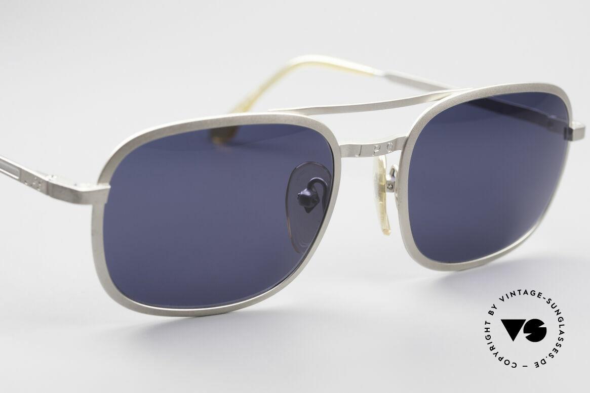 Jean Paul Gaultier 56-1172 Klassische 90er Sonnenbrille, ungetragenes Unikat (Sammler- und Liebhaberstück), Passend für Herren