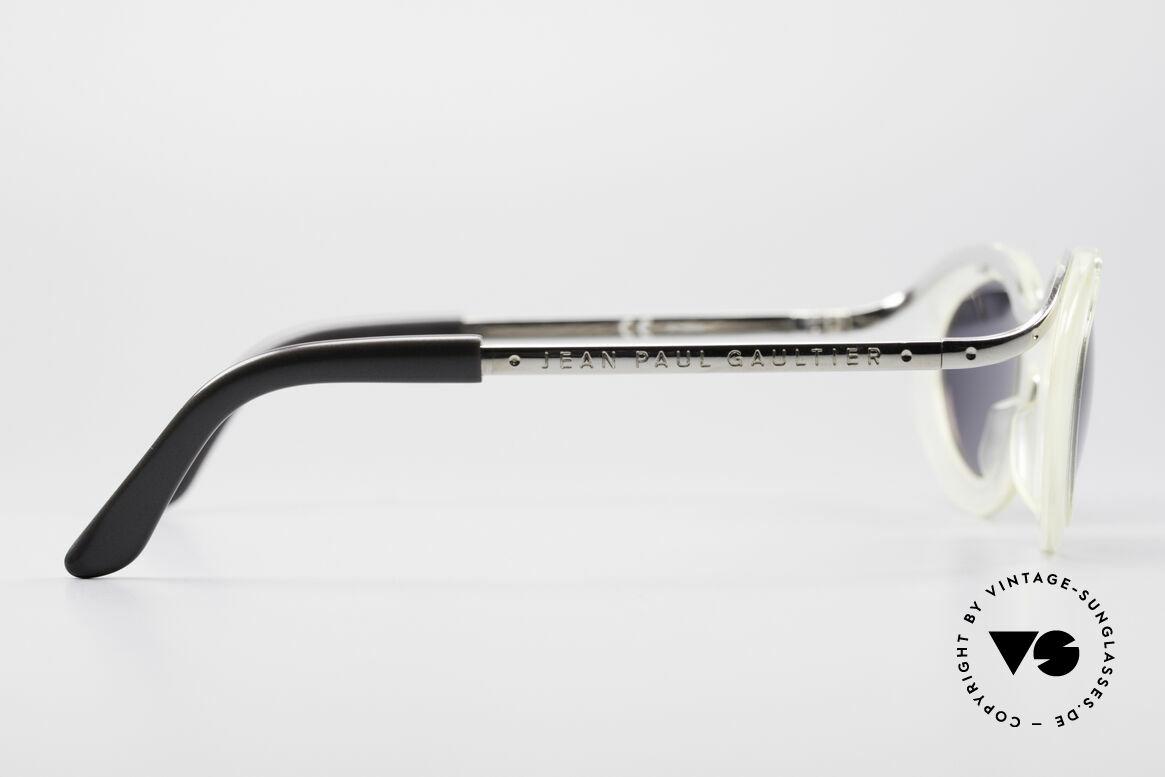 Jean Paul Gaultier 56-7201 Designer Damensonnenbrille, Größe: medium, Passend für Damen