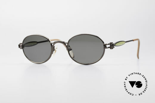 Jean Paul Gaultier 56-7113 Ovale JPG Designer Brille Details