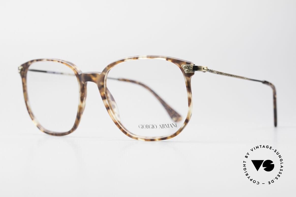 Giorgio Armani 335 Echte Vintage Unisex Brille