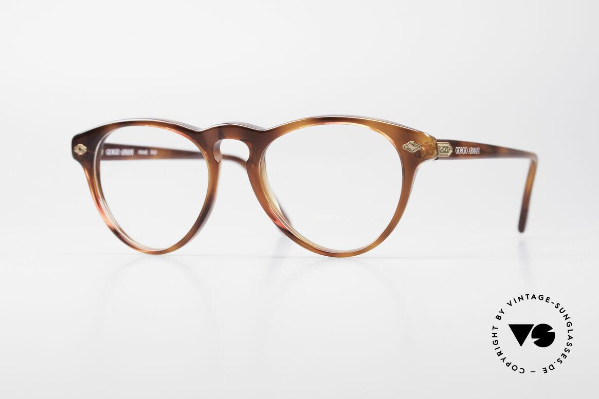 """Giorgio Armani 418 ErdbeerForm Vintage Brille, """"true vintage"""" Brillenfassung von GIORGIO ARMANI, Passend für Herren und Damen"""