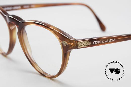 Giorgio Armani 418 ErdbeerForm Vintage Brille