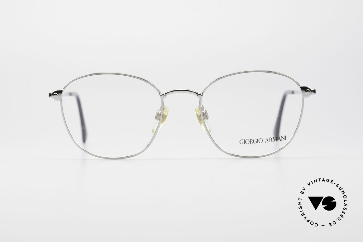 Giorgio Armani 168 Herren 80er Vintage Brille