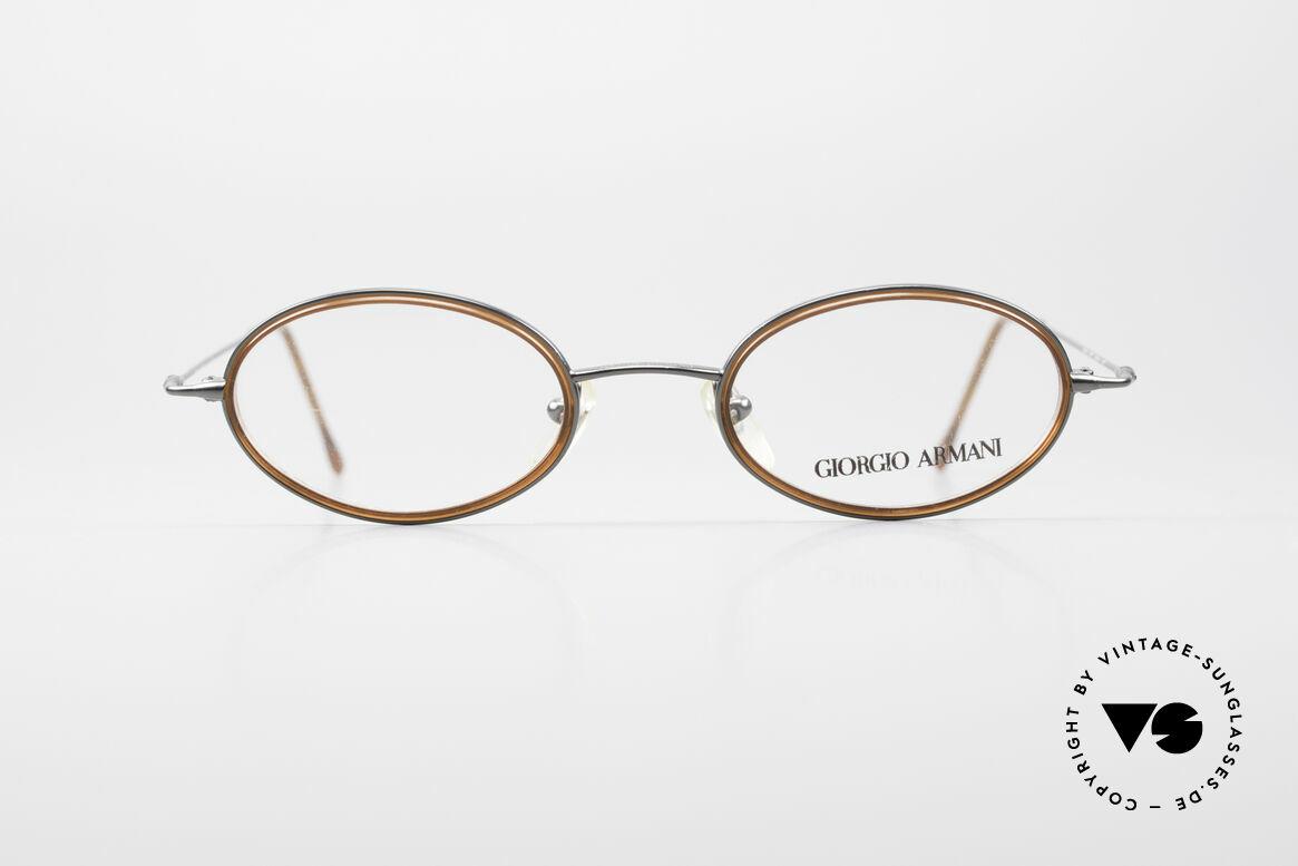 Giorgio Armani 1012 Ovale Vintage Unisex Brille