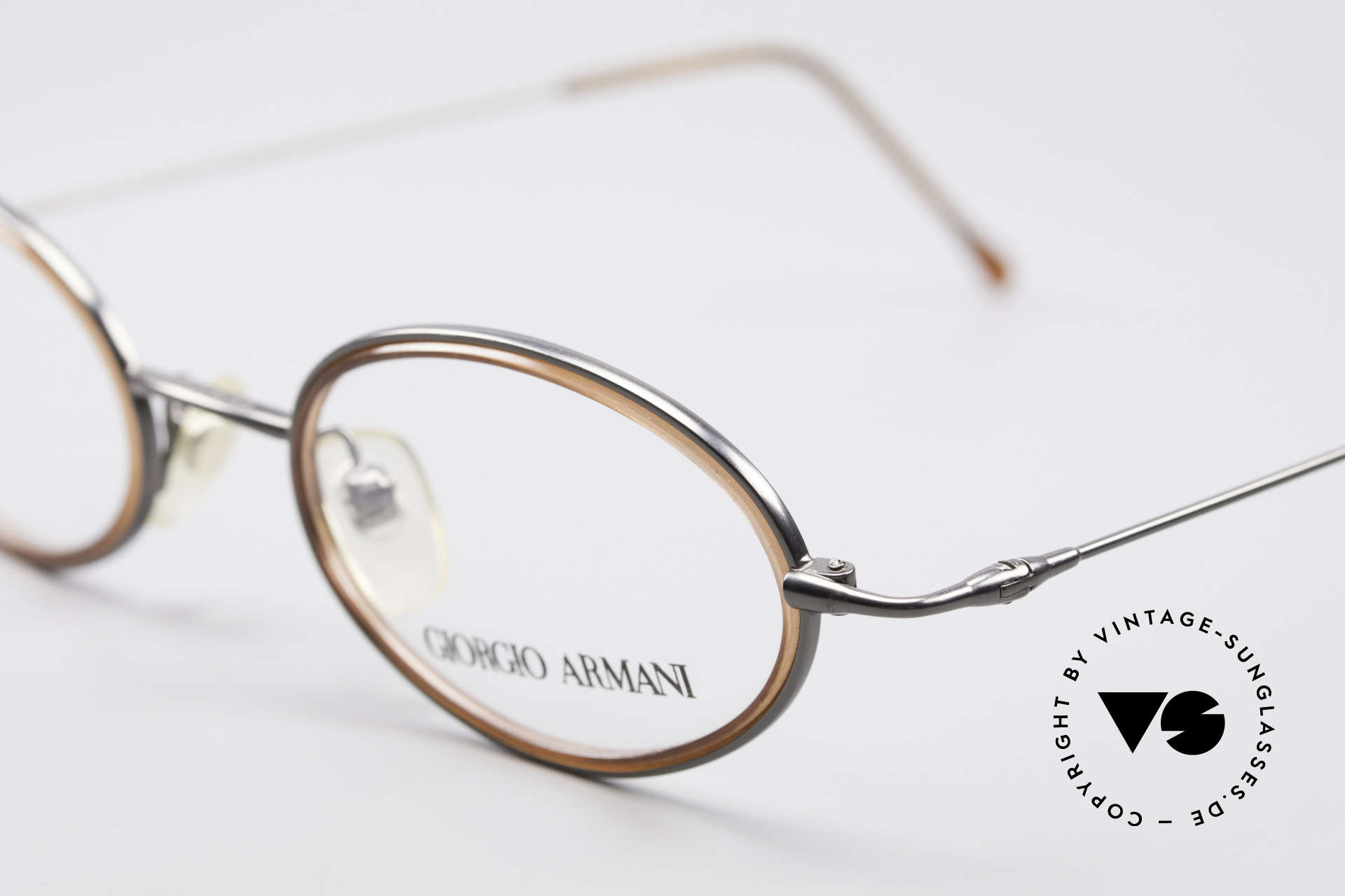 Brillen Giorgio Armani 1012 Ovale Vintage Unisex Brille | Vintage ...