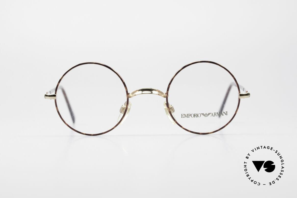 Giorgio Armani EA013 Kleine Rund Vintage Brille