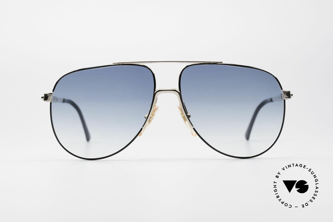 """Boeing 5730 Echte Pilotensonnenbrille, aus der legendären """"The Boeing Collection"""", Gr. 58°13, Passend für Herren"""