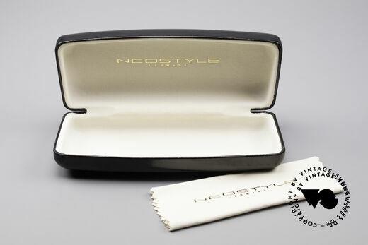 Neostyle Jet 16 Außergewöhnliche 80er Brille, KEINE Retrobrille; ein ORIGINAL von ca. 1986, Passend für Herren