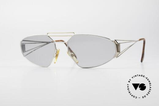 Zollitsch Trapez Geometrische Designerbrille Details