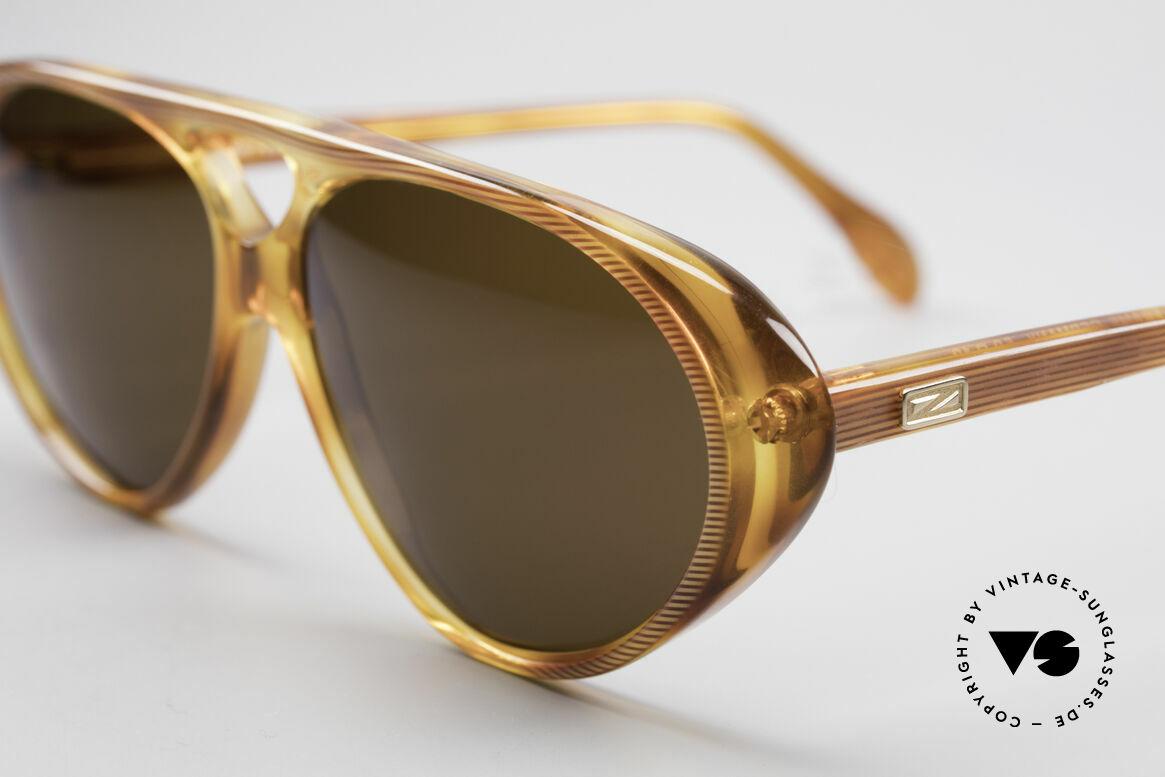 Zollitsch 178 Außergewöhnliche Fassung, ungetragen (wie alle unsere alten Zollitsch Brillen), Passend für Herren und Damen