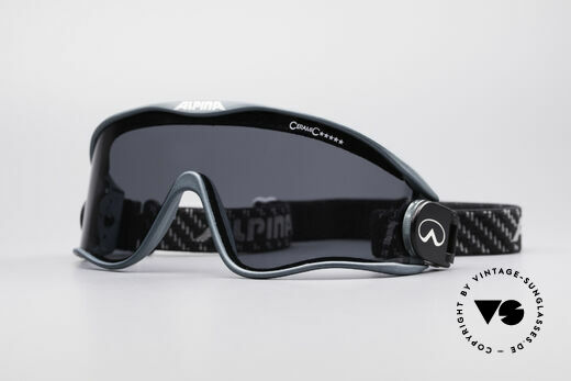 Alpina S3 Ceramic 90's Celebrity Sunglasses Details