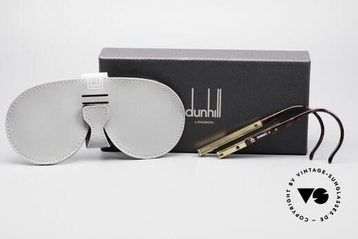 Dunhill 6006 80er Sonnenbrille Herren, ungetragen (wie alle unsere vintage 80er Dunhill), Passend für Herren