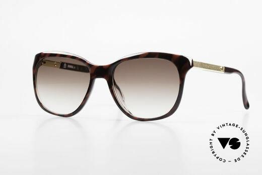 Dunhill 6006 Alte 80er Sonnenbrille Herren Details