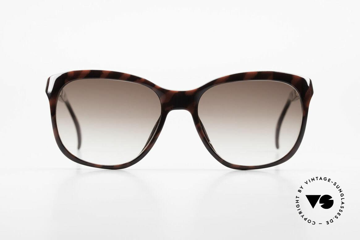 Dunhill 6006 Alte 80er Sonnenbrille Herren, äußerst edle Alfred Dunhill Herrensonnenbrille, Passend für Herren