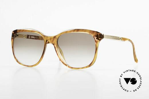 Dunhill 6006 Vintage Sonnenbrille Herren Details