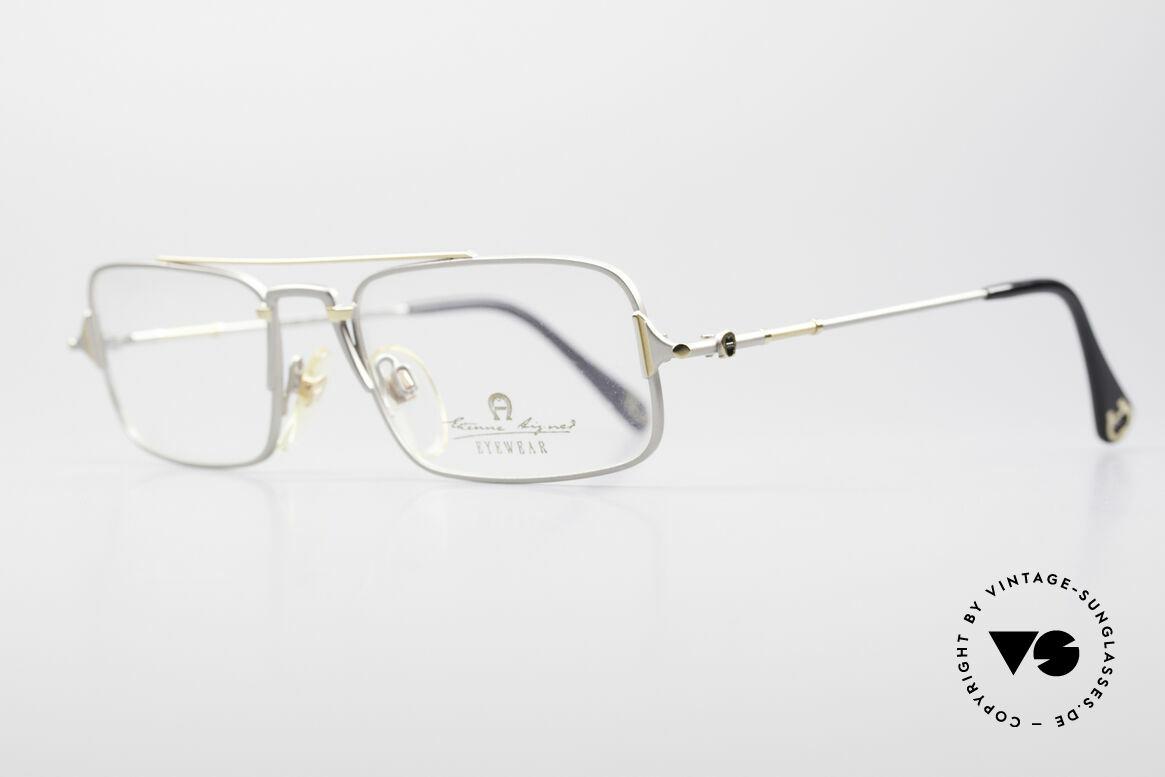 Aigner EA44 Echte 80er Brillenfassung