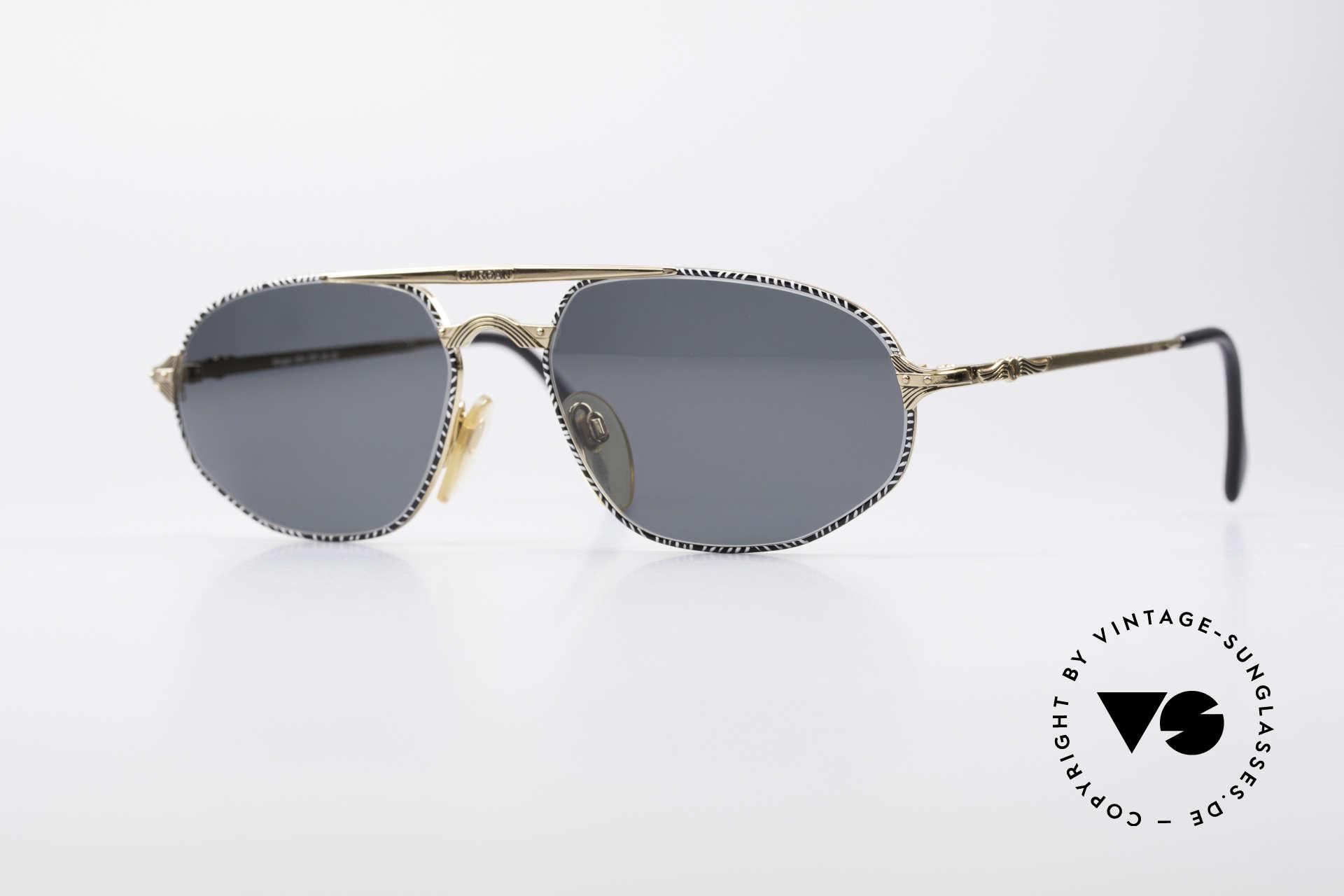 Morgan Motors 804 Oldtimer Sonnenbrille, 80er vintage Sonnenbrille der 'Morgan Motor Company', Passend für Herren