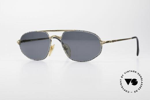 Morgan Motors 804 Oldtimer Sonnenbrille Details