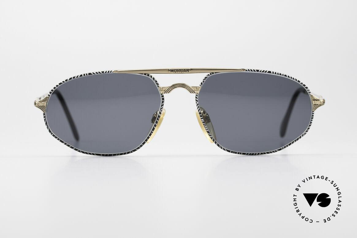 Morgan Motors 804 Oldtimer Sonnenbrille, kostbares Accessoire des brit. Sportwagenherstellers, Passend für Herren