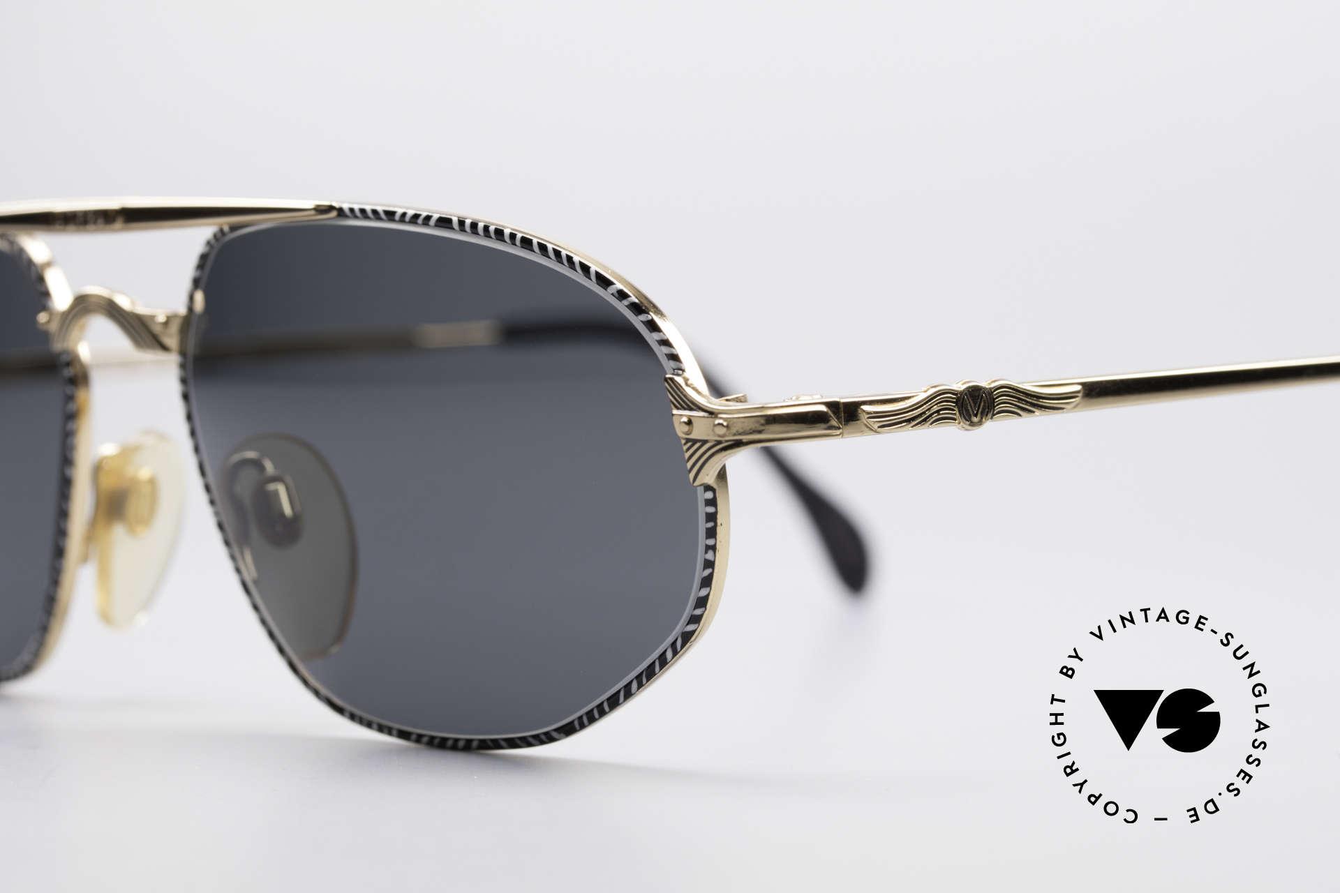 Morgan Motors 804 Oldtimer Sonnenbrille, ein absolutes 'MUST HAVE' für alle Oldtimer-Freunde, Passend für Herren