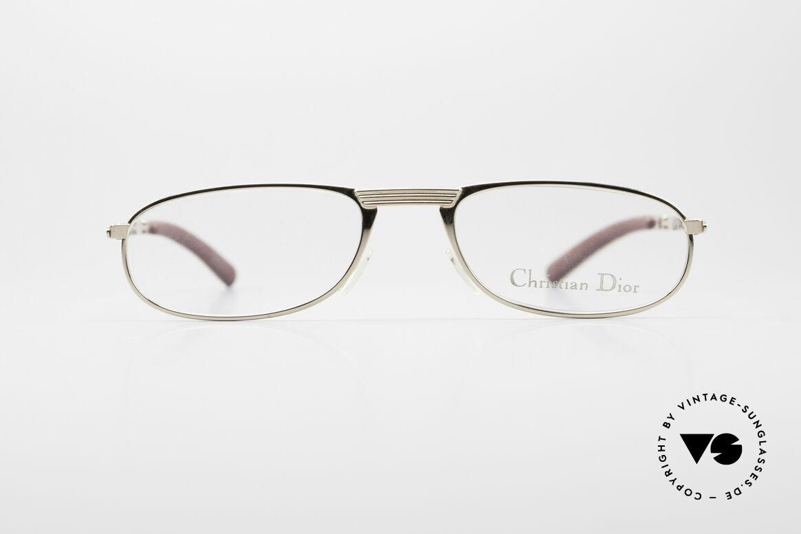 """Christian Dior 2727 Vintage Designer Lesebrille, zeitlos elegante 80er """"Gentleman Brillenfassung"""", Passend für Herren"""