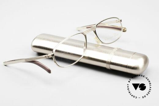 Christian Dior 2727 Vintage Designer Lesebrille, KEINE Retro-Brille; ein kostbares Dior ORIGINAL, Passend für Herren