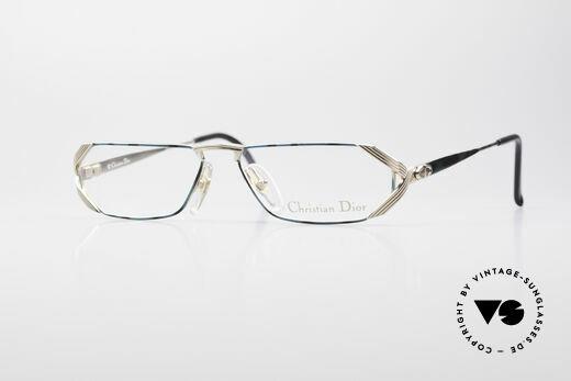Christian Dior 2617 Vintage Lesebrille 90er Details