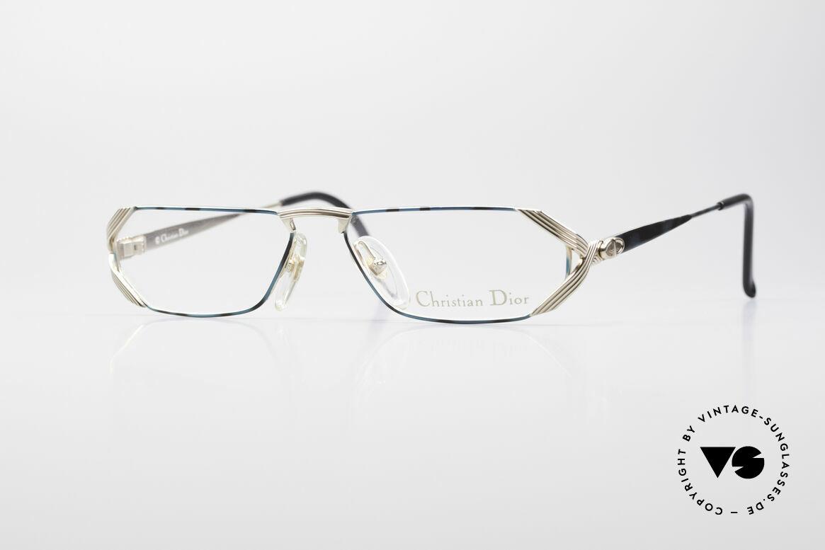 Christian Dior 2617 Vintage Lesebrille 90er, edle Christian Dior Lesebrille aus den 90ern, Passend für Herren