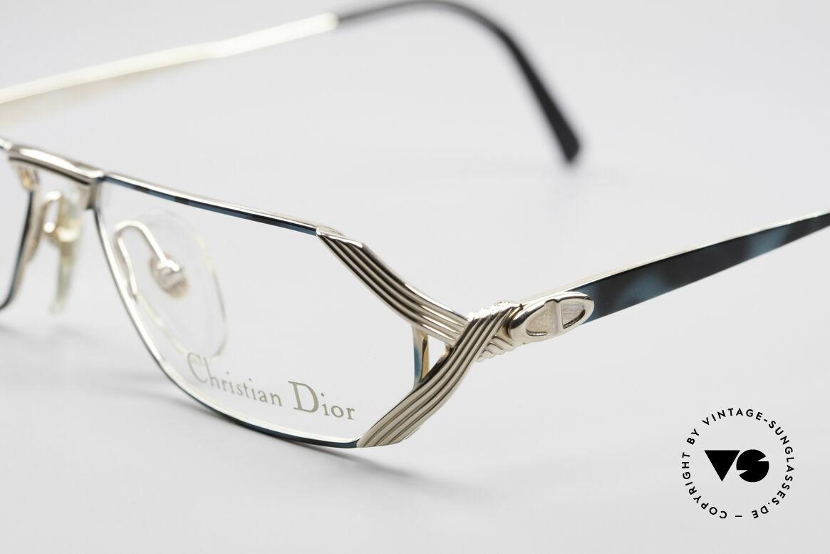 Christian Dior 2617 Vintage Lesebrille 90er, absolute Spitzen-Qualität - muss man fühlen!, Passend für Herren