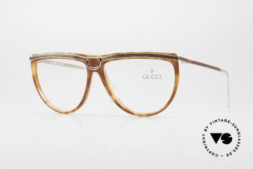 Gucci 2303 Vintage Damenbrille 80er Details