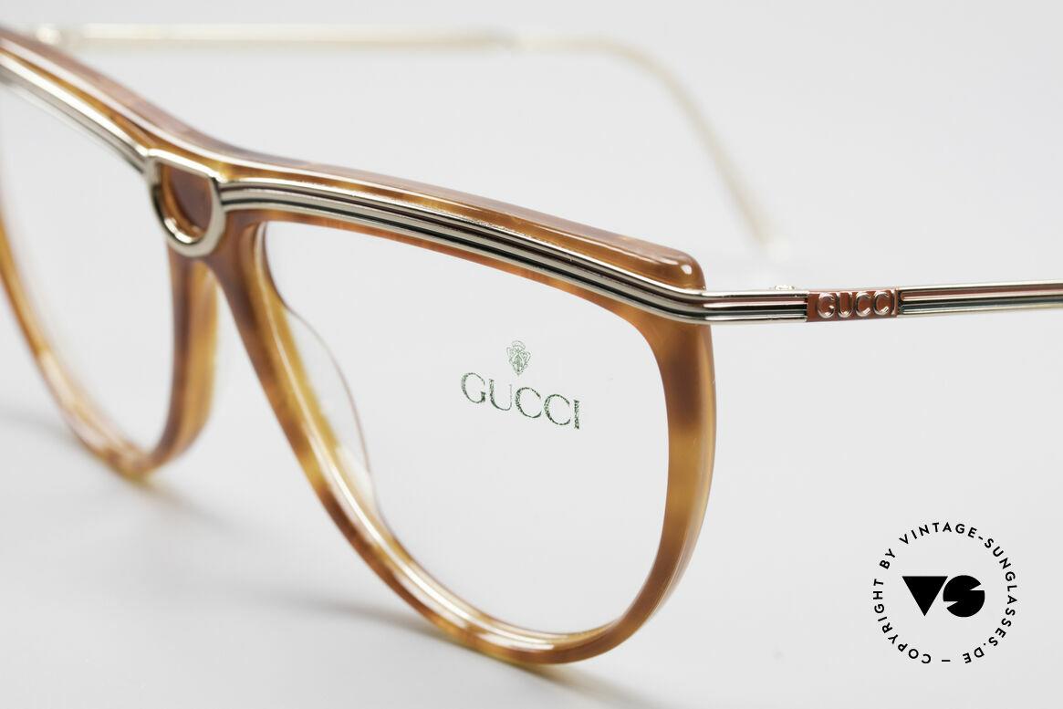 Gucci 2303 Vintage Damenbrille 80er, ungetragen (wie alle unsere vintage Damenbrillen), Passend für Damen