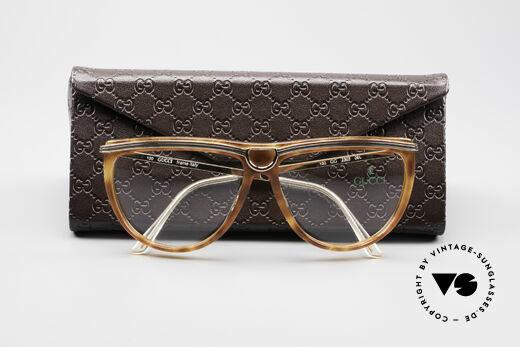 Gucci 2303 Vintage Damenbrille 80er, die Fassung kann natürlich beliebig verglast werden, Passend für Damen