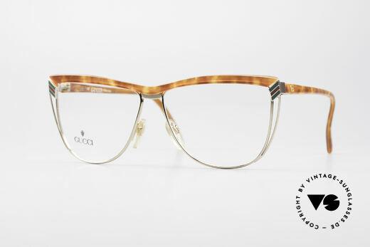 Gucci 2300 Vintage Designer Damenbrille Details