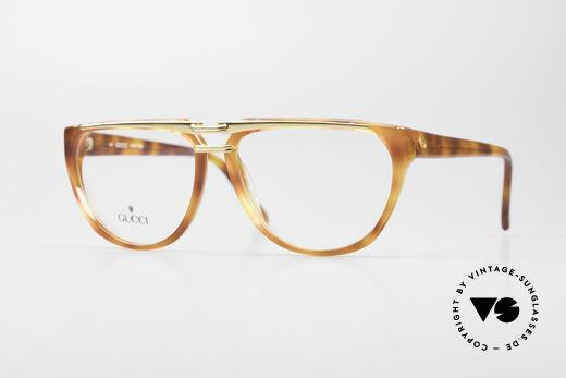 Gucci 2321 Designer Damenbrille 80er Details