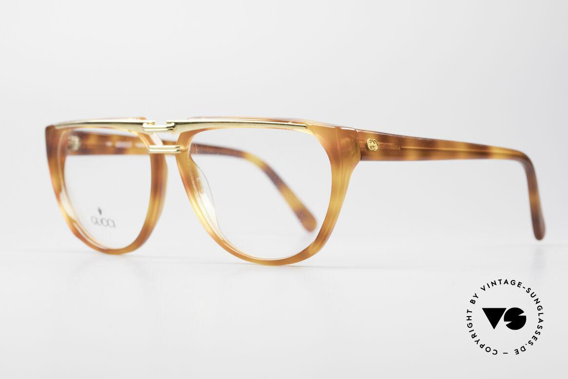 Gucci 2321 Designer Damenbrille 80er, eine echte italienische Rarität in Premium-Qualität, Passend für Damen