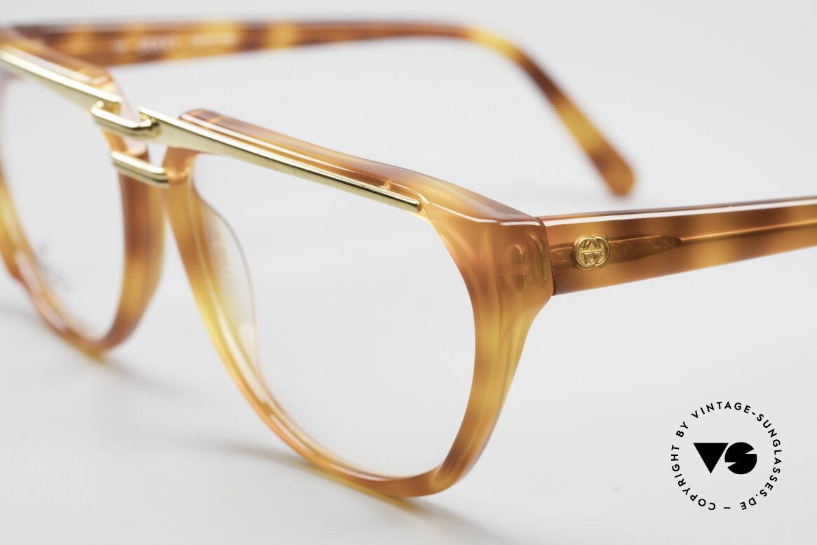Gucci 2321 Designer Damenbrille 80er, ungetragen (wie alle unsere alten Gucci Fassugnen), Passend für Damen