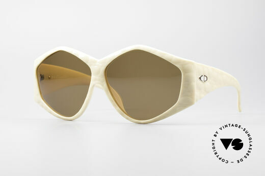 Christian Dior 2230 XXL Vintage Sonnenbrille Details