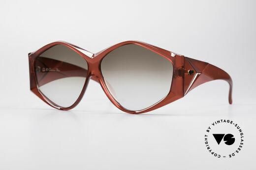 Christian Dior 2230 XXL Vintage 80er Sonnenbrille Details
