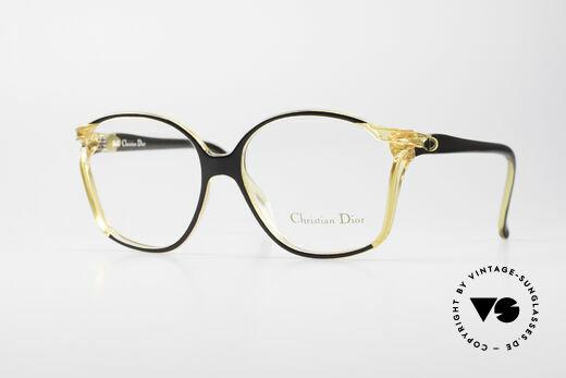 Christian Dior 2286 80er Damen Designer Brille Details