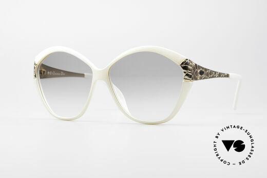 Christian Dior 2319 80er Damen Designerbrille Details