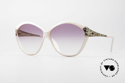 Christian Dior 2319 Rosa Damen Designerbrille Details