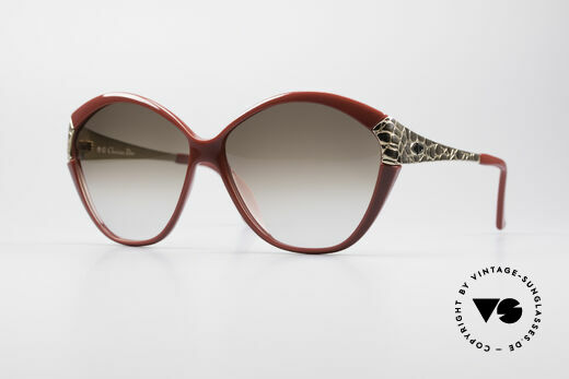 Christian Dior 2319 Damen Designersonnenbrille Details