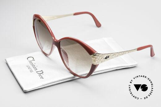 Christian Dior 2319 Damen Designersonnenbrille, KEINE RETROmode; sondern ein altes 80er Unikat!, Passend für Damen