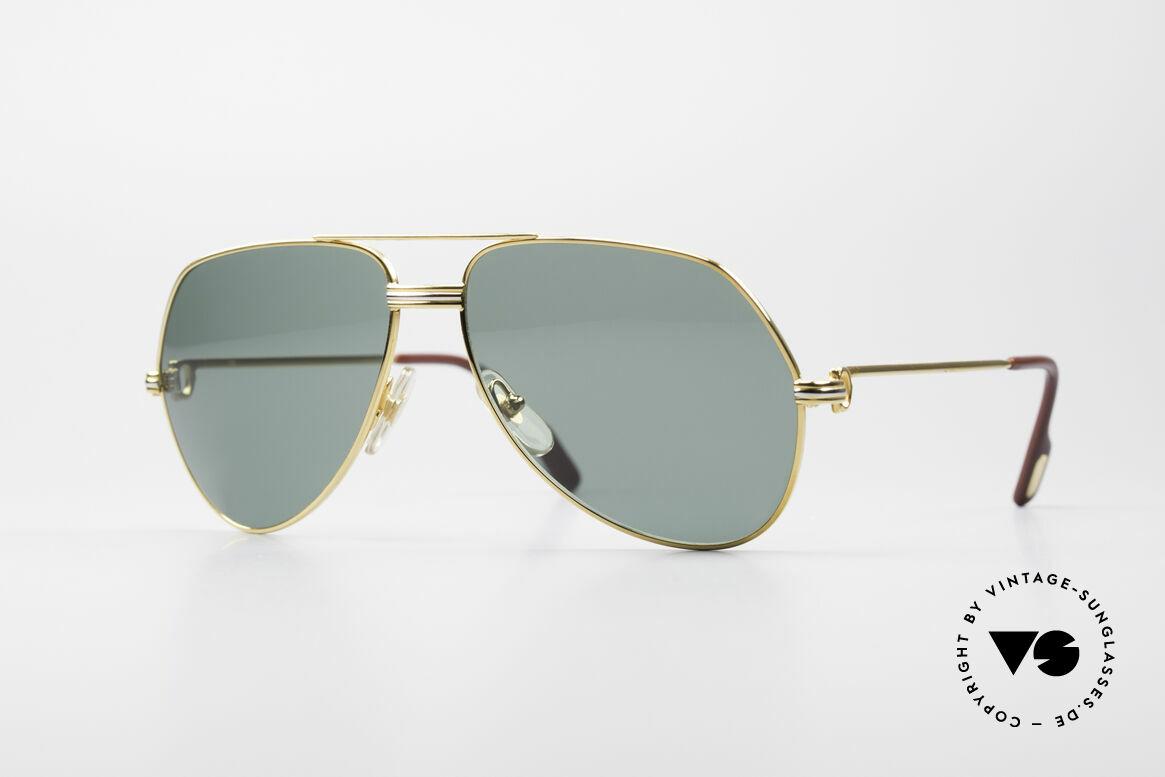 Cartier Vendome LC - M David Bowie Sonnenbrille