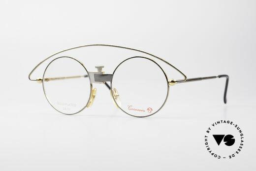 Casanova MTC 3 Limitierte Kunstbrille Details