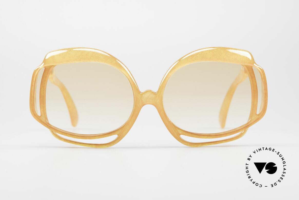 Christian Dior 2026 XXL 70er Sonnenbrille, mega-riesig, großer Auftritt garantiert, XXL-Sonnenbrille, Passend für Damen